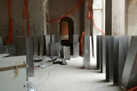 7th regular meeting of the Rector's Palace construction site