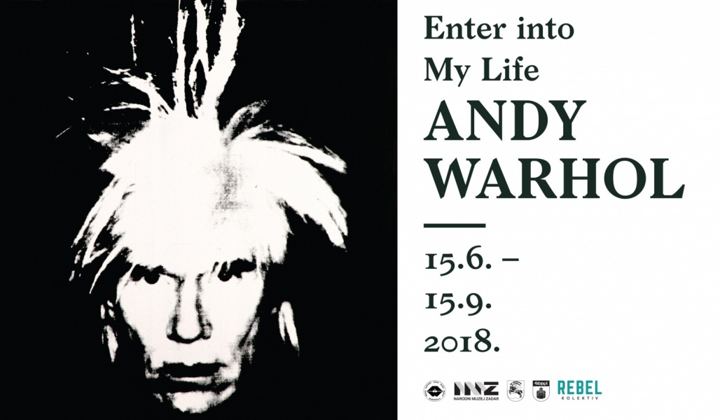 ENTER INTO MY LIFE – ANDY WARHOL