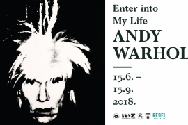 Enter into My Life - Andy Warhol